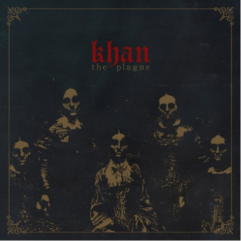 Khan - The Plague LP
