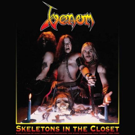 Venom - Skeletons in the Closet DLP