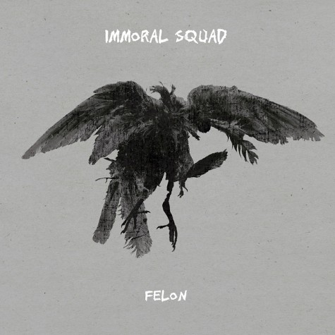 Immoral Squad - Felon LP
