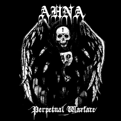 "Ahna - Perpetual Warfare 12"" EP"