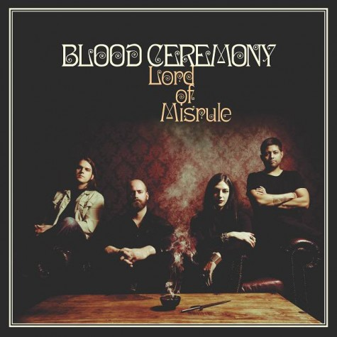 Blood Ceremony - Lord of Misrule LP