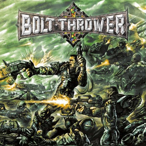 bolt thrower - honour valour pride 2xLP