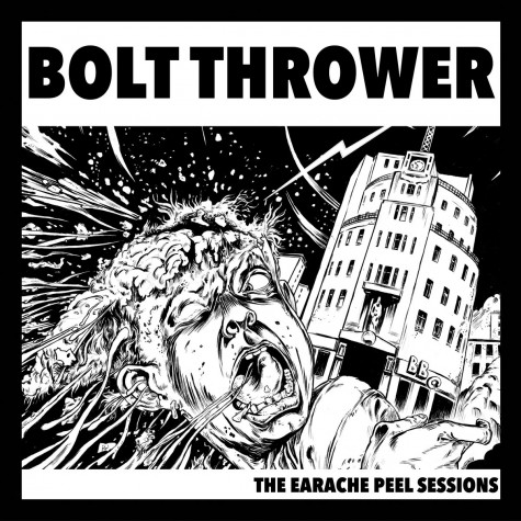 Bolt Thrower - The Earache Peel Sessions LP
