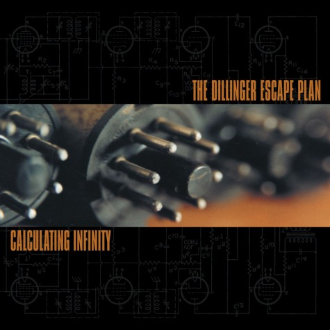The Dillinger Escape Plan ‎- Calculating Infinity LP