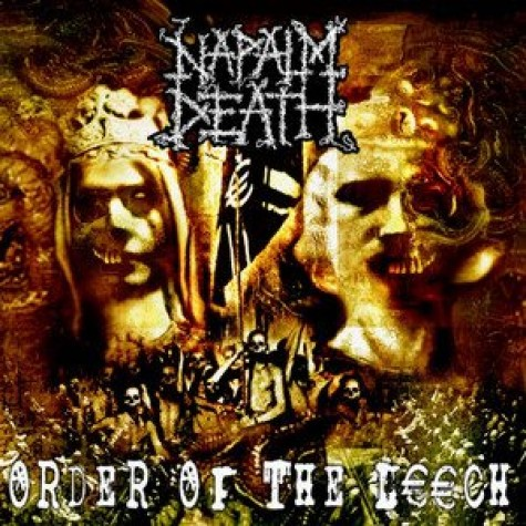 Napalm Death - Order of the Leech LP