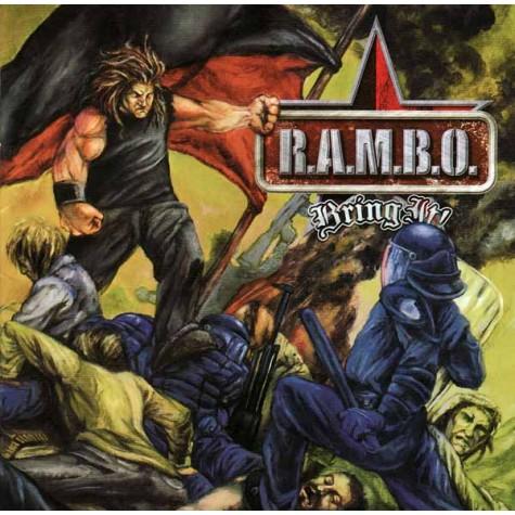 R.A.M.B.O. - Bring It! LP
