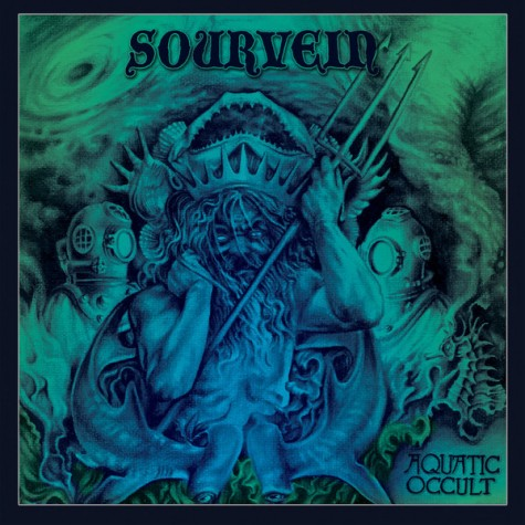 Sourvein - Aquatic Occult  LP