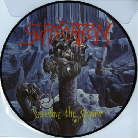 Suffocation - Breeding The Spawn (Picture Disc) LP