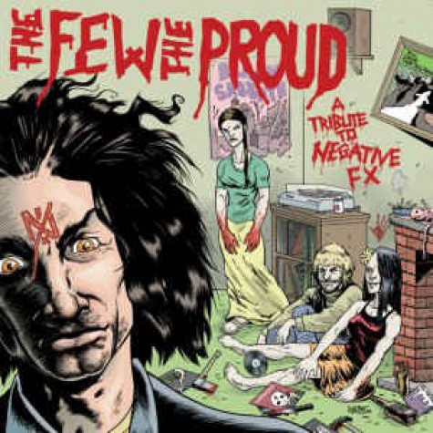 Various - The Few The Proud - A Tribute To Negative FX LP