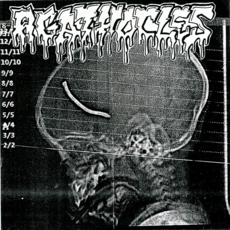 """Agathocles / Looking For An Answer - split 7"""""""