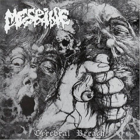 "Mesrine / Deboned - split 7"""