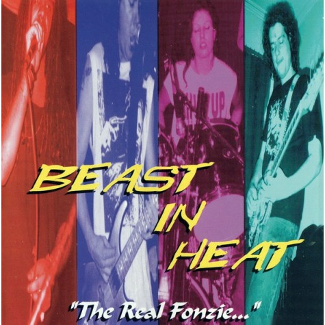 Beast in Heat - The Real Fonzie CD