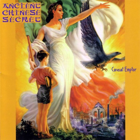 Ancient Chinese Secret - Caveat Emptor CD