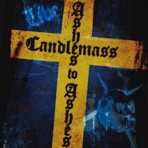 Candlemass - Ashes To Ashes CD/DVD
