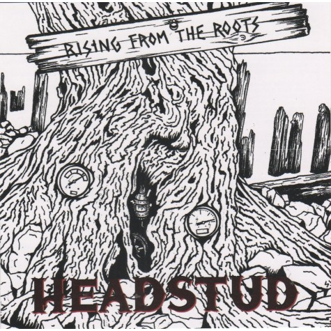 Headstud - Rising From The Roots CD