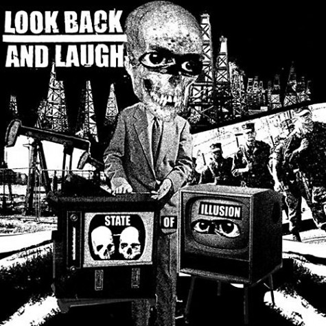 Look Back And Laugh - State Of Illusion CD