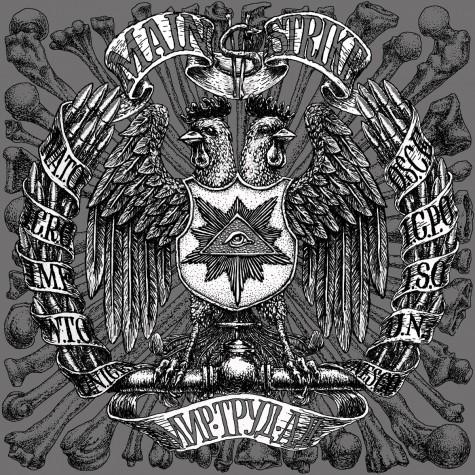 Main Strike - Mir, Trud, Ad CD