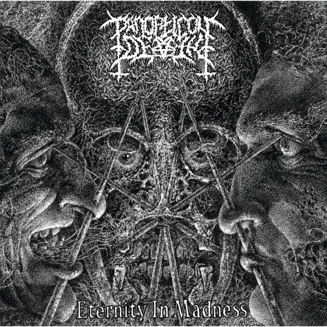 Panopticon Death - Eternity In Madness CD