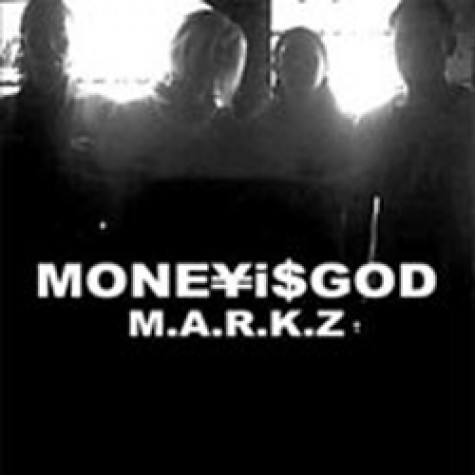 MONE¥I$GOD- M.A.R.K.Z CD