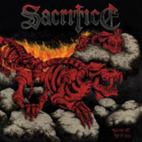 Sacrifice  - Torment In Fire (Picture Disc) LP