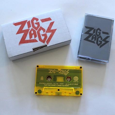 Zig Zags - S/T TAPE