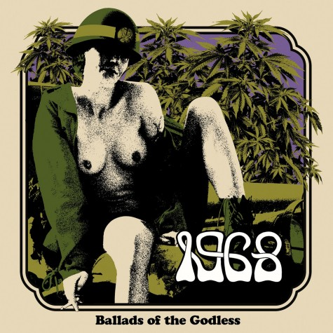 1968 - Ballads Of The Godless TAPE