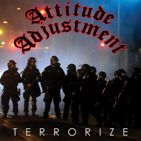Attitude Adjustment - Terrorize LP
