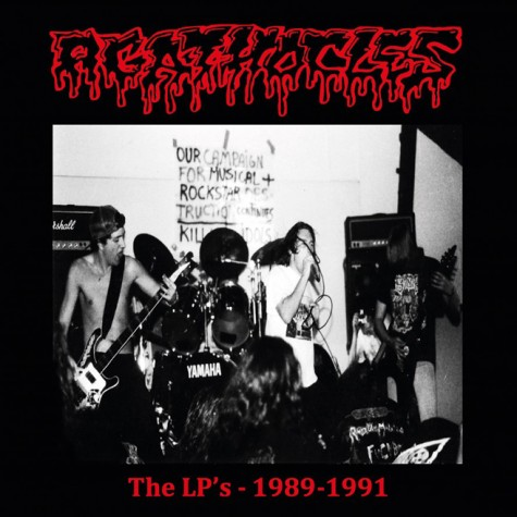 Agathocles - The LP's -1989 - 1991 LP