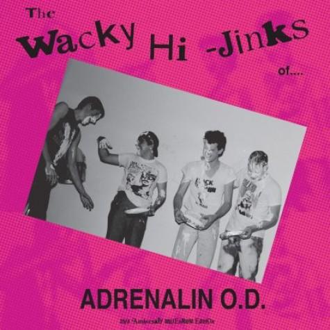 Adrenalin O.D. - The Wacky Hi-Jinks LP