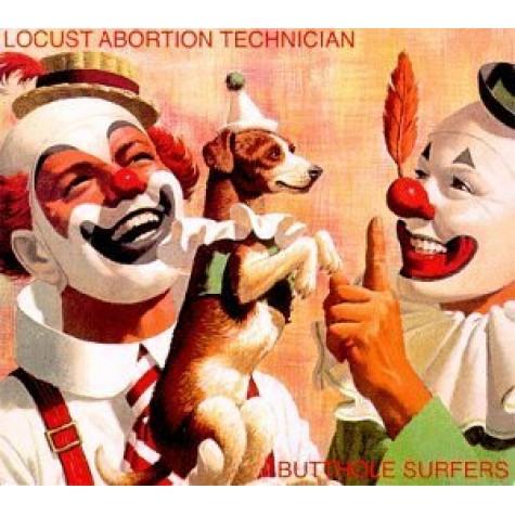 Butthole Surfers - Locust Abortion Technician LP
