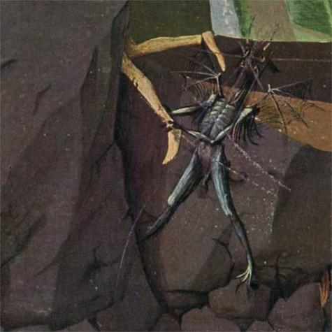 Danava - Hemisphere of Shadows LP