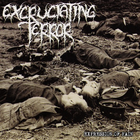 Excruciating Terror - Expression of Pain LP