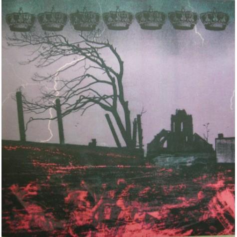 Gehenna - Upon The Gravehill LP