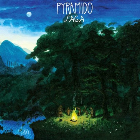 Pyramido - Saga LP