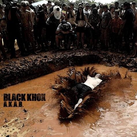 Black Khox - A.K.A.B. LP