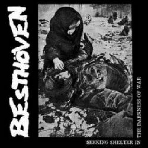 Besthöven ‎– Seeking Shelter In The Darkness Of War LP