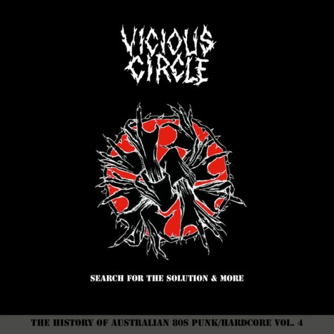 Vicious Circle - Search For The Solution And More 2 x LP