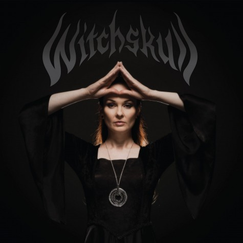 WitchSkull - A driftwood Cross LP
