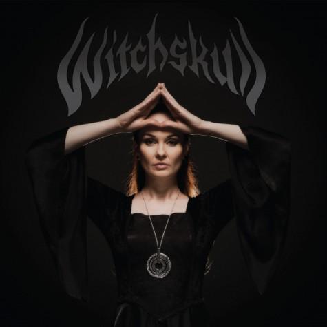 WitchSkull - A driftwood Cross LP