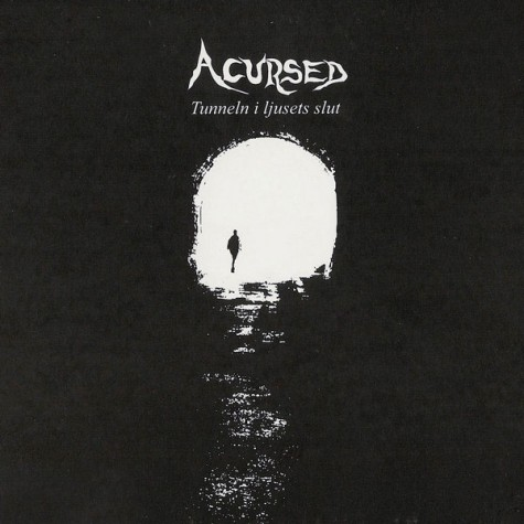 Acursed - Tunneln I Ljusets Slut LP