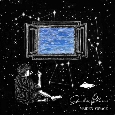 Amalia Bloom - Maiden voyage LP/Book