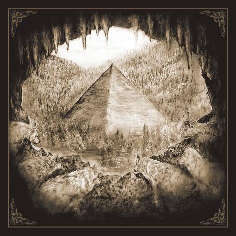 Amarok / Pyramido - split LP