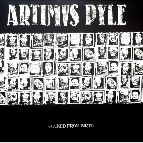Artimus Pyle - Fucked From Birth LP