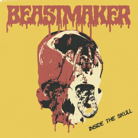 Beastmaker - Inside The Skull LP