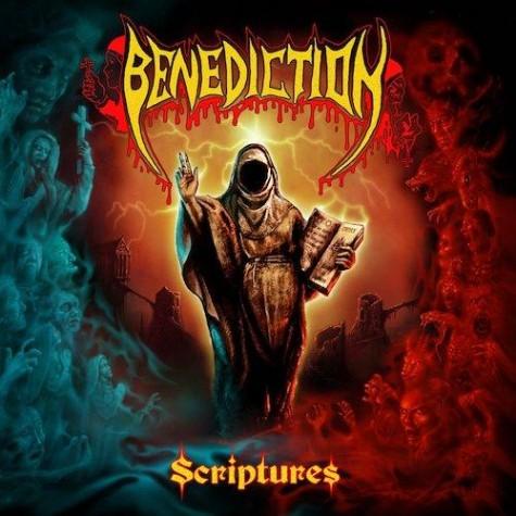 Benediction - Scriptures 2xLP