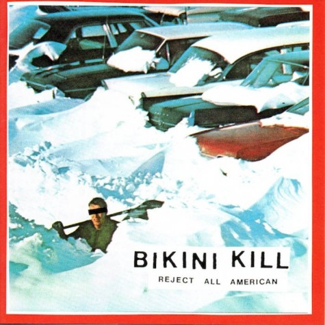 Bikini Kill - Reject All Americans LP