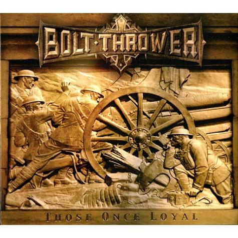 Bolt Thrower - Those Once Loyal  LP