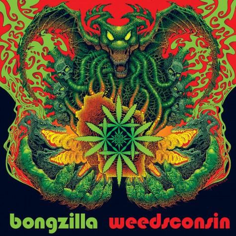 Bongzilla - Weedsconsin LP