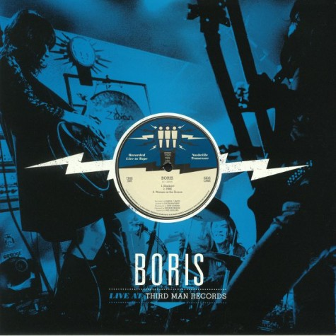 Boris - Live At Third Man LP