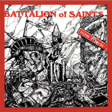 Battalion Of Saints - Second Coming LP